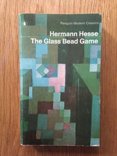 The Glass Bead Game - Hesse, Hermann  Penguin, 1973 impression in VG condition, please see pics, any questions please get in touch.