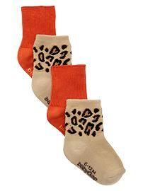 Ribbed socks (2-pack)