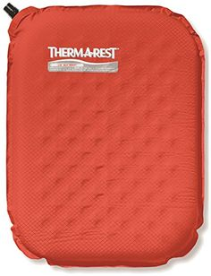 Introducing ThermaRest Lite Seat Poppy. Great product and follow us for more updates!