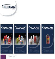Alucan Roll-up´s y Lonas