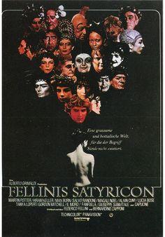 Fellini Satyricon 1969
