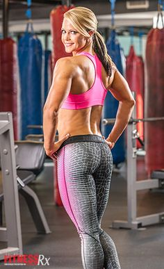 Reach your fitness goals in 2014: 10 Training and Nutrition Tips For Success, with 3X Figure Olympia champion Nicole Wilkins.  LOVE her!  She is my favorite figure competitor.