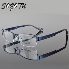 72b5be9a6 2018 Optical Eyeglasses Frame Men Spectacle Frame For Male Computer Eye  Glasses Transparent Clear Lens Armacao Oculos