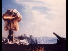 Pinnacle of Nuclear Testing – Atomic Annie the Nuclear Artillery Cannon - War Historical Photos Bomba Nuclear, Nuclear Test, Nuclear Bomb, Nevada Test Site, Berlin Wall Fall, History Online, Women's History, British History, Ancient History