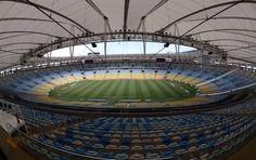 Entre 155 estádios, apenas 13 deles ganham avaliação máxima em sistema #sportv