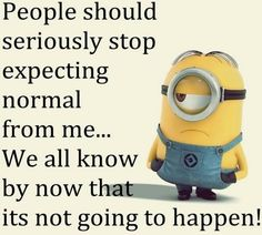 Humorous Minion quotes (01:12:16 PM, Monday 06, July 2015 PDT) – 10 pics