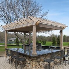ShadeFX Canopies Garden and Landscape Supplies Double Retractable Canopies In Kitchener, Ontario