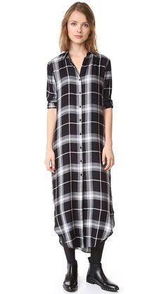 BB Dakota Платье-рубашка Coley Gen X Чорні Джинси 752a36206a8aa