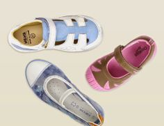 Your child probably has a pair of shoes for every occasion—dress shoes for church, rain boots for puddle jumping, etc. But they can never have enough casual kicks for everyday play. This collection includes everything from lace-ups, slip-ons and easy and breezy hook-and-loop closures, your little one is sure to love any of the choices here for parties, picnics, playtime, and everything in between. See more at MyHabit:  http://www.myhabit.com/?tag=kids_deals-20#page=b&sale=A1DLB35M3RTLBH