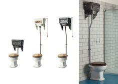 Albion bath company ethos toilet met laaghangende stortbak