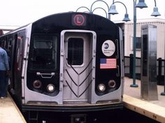 Canarsie-bound L train of R143s at Broadway Junction. The L 14th Street – Canarsie Local is a rapid transit service in the B Division of the New York City Subway,
