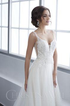 a7b1dd6ca7 39 Best Christina Wu Wedding Gowns images