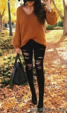 25 Comvy And Simpel Women Fall Outfits This Year Casual Fall Outfits, Fall Winter Outfits, Autumn Winter Fashion, Cute Outfits, Winter Dresses, Cute Fashion, Look Fashion, Fashion Outfits, Womens Fashion