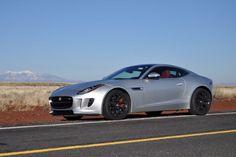 2015 Jaguar F-Type S Coupe - Cheeky Brit Barrels Across America
