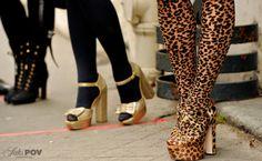 Lindos zapatos de temporada | Moda 2014