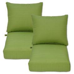 Charmant Deep Seating Chair Back Cushion/Seat Cushion   Threshold™
