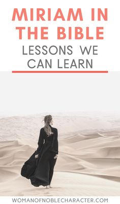 A look at the life of Miriam in the Bible, lessons we can learn from her and some interesting facts, as well as where we find Miriam in scripture. Plus PDF of Key life events of Miriam Bible Study Plans, Bible Study Tips, Scripture Study, Bible Lessons, Lessons Learned, Bible Prayers, Bible Scriptures, Bible Quotes, Quotes Quotes
