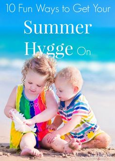 Summer hygge ideas for the whole family. Summer is the perfect time for hygge. Summer bucket list items for the whole family. Bring coziness, happiness and hygge into your summer months with these fun ideas. Happy Summer, Summer Fun, Summer Ideas, Parenting Teens, Parenting Advice, Happy Family, Family Kids, Summer Hygge, Hygge Life