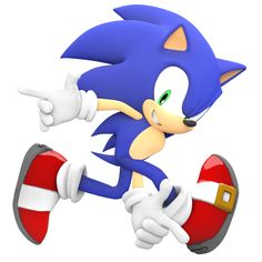 Sonic Adventure 1 Pose Remake!! by NIBROCrock