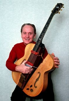 Having made contributions of outstanding technical significance in the recording industry, Les Paul was awarded a Grammy for Technical Achievement in 2001. Waukesha, WI is Les Paul's Birthplace, Home of Gibson's GuitarTown.