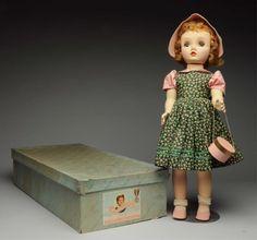 "Lot # : 1053 - Madame Alexander ""Winnie Walker"" Doll."