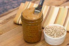 Sunflower Seed Butter Recipe.