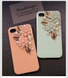 iPhone 4/4s cases:)