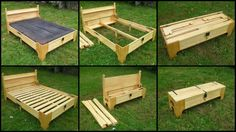 Bed In A Box - Andruha http://3dwoodworkingplans.com/2014/01/18/bed-in-a-box-version-ii/