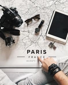 Map poster of Paris. Print size 50 x 70 cm. Custom black and white map posters online. Mapiful.com.