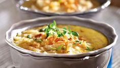 Sinihomejuusto-sipulikeitto - K-ruoka