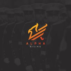 "ALPHA RISING logo ""Rise like the Phoenix"" Resources and Support for Veterans with PTSD. logoinspiration #logoinspirations #illustrator #illustration #adobeillustrator #agency #graphicdesign #graphicartist #art #artwork #logo #typography #logoroom #logoplace #entrepreneur #brand #branding #brandidentity #adobe #business #creative #design"