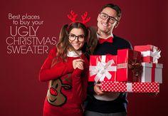 ugly christmas sweater horizontal