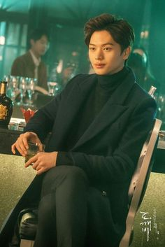 BtoB 's Yook Sungjae might be the most well-rounded idol in K-Pop. Though he is the youngest member of BtoB, he excels in more than just vo. Sungjae Btob, Im Hyunsik, Minhyuk, Yook Sungjae Goblin, Lee Changsub, Yongin, Asian Actors, Korean Actors, Korean Dramas