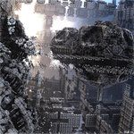 Done this in mandelbulb3d, kind of a space derelict/junkyard scene, full view please