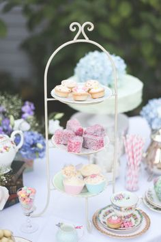 The Heirloom Afternoon Tea Party | Made From Scratch