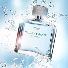 Eclat Sport for Men by Oriflame #blue