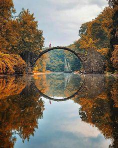 Germany, Kromlau