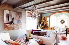 Home Tour: e se já fosse Natal