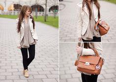 trends blazer fashion style