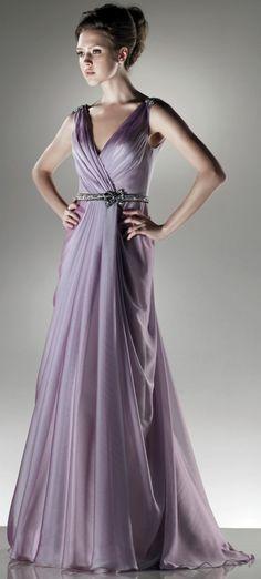 lavender silk chiffon for Maddy