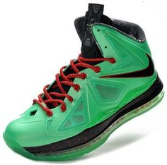 http://www.asneakers4u.com Nike Lebron 10 X  China Limited Edition Shoes Green