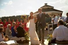 Love and sunshine at Deer Creek Valley Ranch