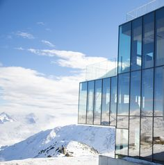 IceQ, Sölden, Austria | FOUR Magazine
