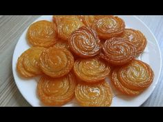 The most beautiful sherbet dessert to be made in Ramadan 💯 Crispy Donut Dessert 👌 Ramadan Dessert Indian Food Recipes, Vegan Recipes, Cooking Recipes, Dessert Ramadan, Sorbet, Homemade Soft Pretzels, Tasty, Yummy Food, Food Platters