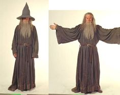 Gandalf under robes gandalf costume references pinterest image result for gandalf actual costume solutioingenieria Images