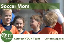 Information, Tips, and FUN, COOL stuff for the Soccer Mom---  Support Your Child's Soccer Team