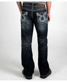 Rock Revival Odell Relaxed Straight 17 Jean - Men's Jeans | Buckle ...