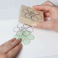 Stampin' Techniques Tutorials - DDStamps in Montana with Diane Dimich, Stampin' Up! Demonstrator