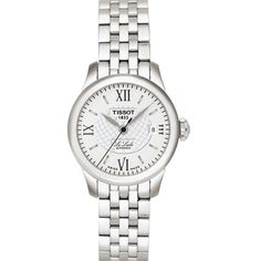 T41.1.183.33 Tissot Le Locle Automatic Womens Watch Price $360
