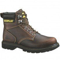 Men's Cat Second Shift Work Boot - SafetyProductsDiv.com